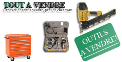 Outils a vendre